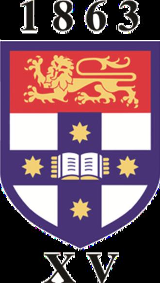 Sydney University Football Club - Image: Sydney uni rugby