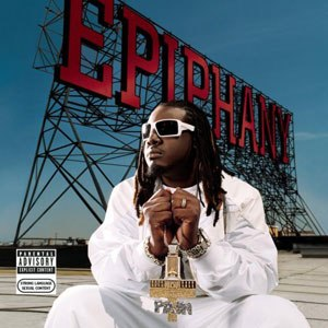 Epiphany (T-Pain album) - Image: T Pain Epiphany