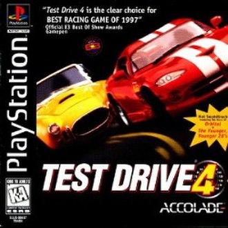 Test Drive 4 - Image: Test Drive 4