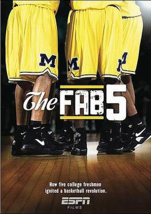 The Fab Five (film) - Image: The Fab 5 documentary