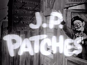 J. P. Patches - Logo in 1958