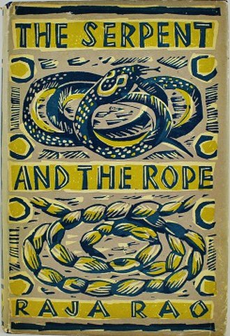 The Serpent and the Rope - First edition