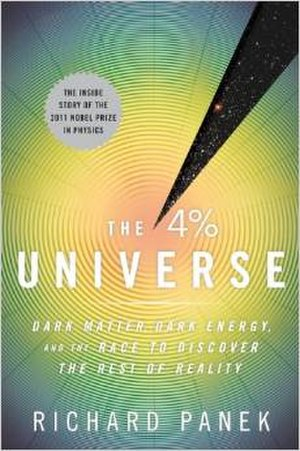 The 4 Percent Universe - Softcover edition