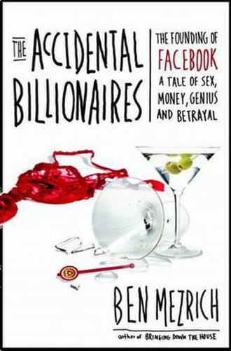 Ben Mezrich - Image: The Accidental Billionaires