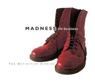 <i>The Business – the Definitive Singles Collection</i> compilation album by Madness