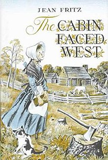 The Cabin Faced West Wikipedia