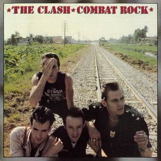 Combat Rock - Image: The Clash Combat Rock
