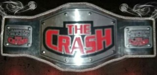 The Crash Cruiserweight Championship Mexican professional wrestling championship