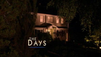 The Days (TV series) - episode five intertitle