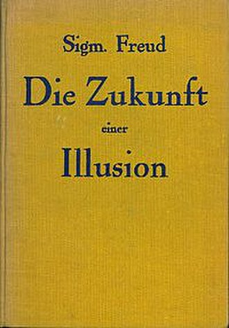 The Future of an Illusion - Image: The Future of an Illusion, German edition