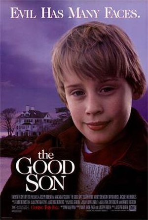 The Good Son (film) - Theatrical release poster