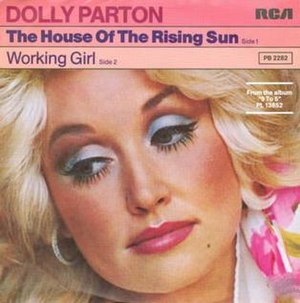 The House of the Rising Sun - Image: The House of the Rising Sun Dolly Parton