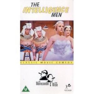 The Intelligence Men - DVD cover