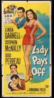 <i>The Lady Pays Off</i>