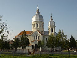 The Church in Avram Iancu