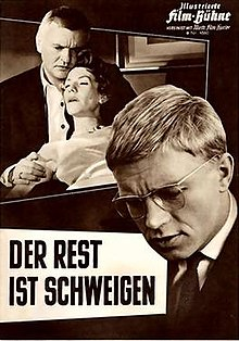 The Rest Is Silence (1959 film).jpg