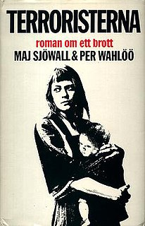 novel by Sjöwall and Wahlöö