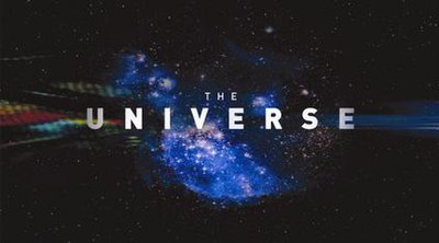 Picture of a TV show: The Universe