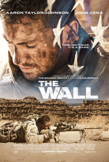 <i>The Wall</i> (2017 film) 2017 film by Doug Liman