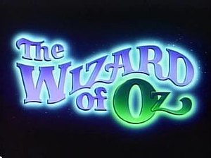 The Wizard of Oz (TV series) - Image: The Wizard of Oz TV Series logo