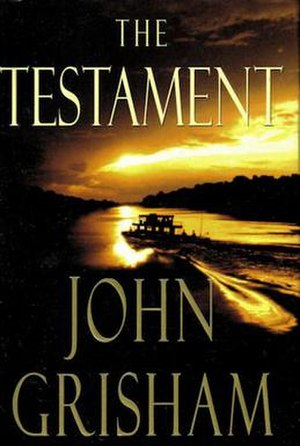 The Testament (John Grisham novel) - First edition cover