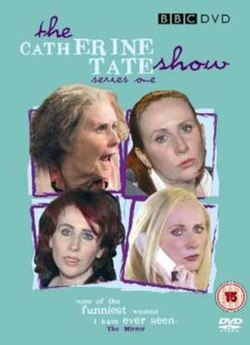 e2737196cb Thecatherinetateshowseries1.jpg. Region 2 DVD cover