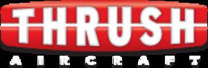 Thrush Aircraft - Image: Thrush aircraft logo