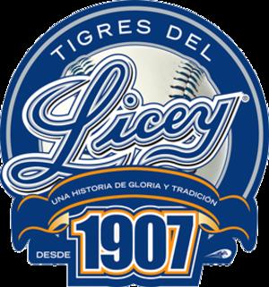 Tigres del Licey - Image: Tigres Del Licey Logo