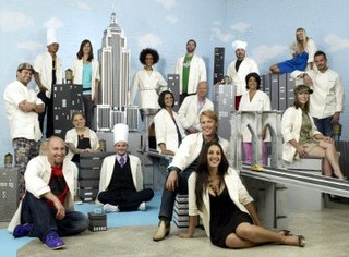 <i>Top Chef: New York</i> Season 5 of American television series
