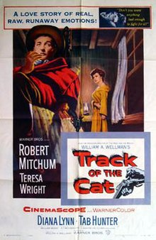 Track of the Cat (1954) movie poster.jpg