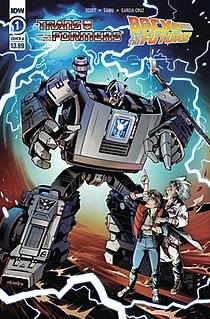 <i>Transformers/Back to the Future</i>