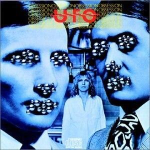 Obsession (UFO album) - Image: UFO Obsession