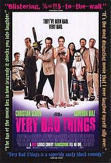 <i>Very Bad Things</i> 1998 American film