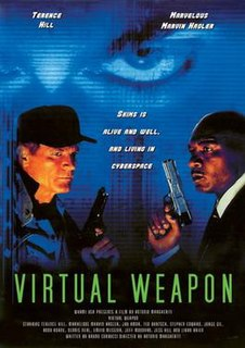 <i>Virtual Weapon</i> 1997 film by Antonio Margheriti