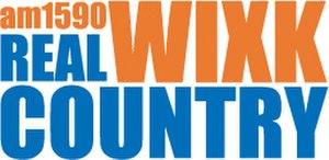 WIXK - Image: WIXK logo