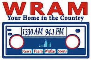 WRAM - Image: WRAM 1330 94.1 logo