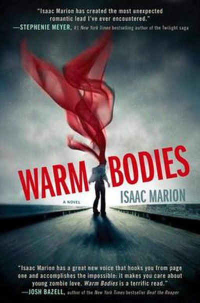 Picture of a book: Warm Bodies