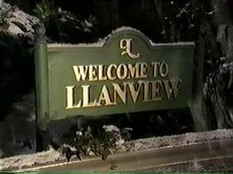 Llanview - Image: Welcome to Llanview