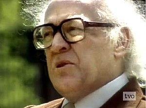 William Kilbourn - Killbourn in 1984.