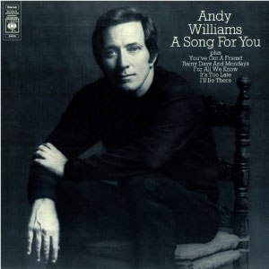 You've Got a Friend (Andy Williams album) - Image: Williams Song