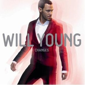 Changes (Will Young song) - Image: Willyoungchanges