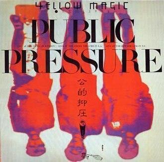 Public Pressure - Image: YMO Public Pressure