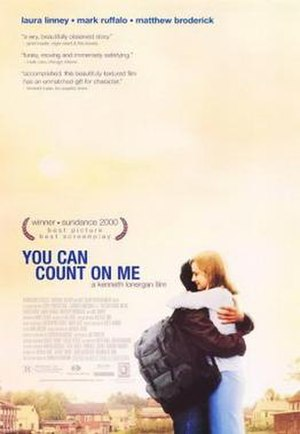 You Can Count On Me - Image: You Can Count on Me Poster