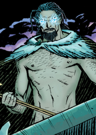 Zeus (DC Comics) - Zeus as he appears in The New 52 continuity