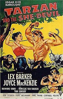 <i>Tarzan and the She-Devil</i>