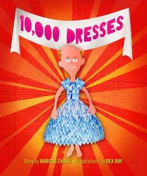10,000 Dresses - Image: 10,000 Dresses