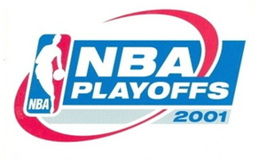 2001 NBA Playoffs - Image: 2001NBAPlayoffs