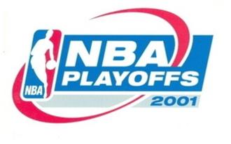 2001 NBA Playoffs - Image: 2001NBAPlayoffs