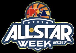 2017 PBA All-Star Week - Image: 2017 PBA All Star Week logo