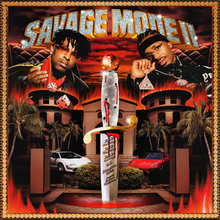 21 Savage and Metro Boomin - Savage Mode II.png
